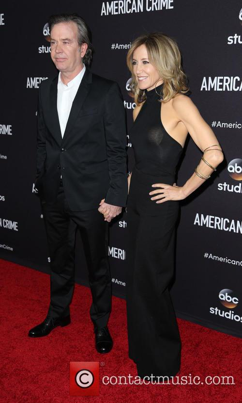 Timothy Hutton and Felicity Huffman 5