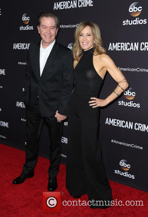Timothy Hutton and Felicity Huffman 7