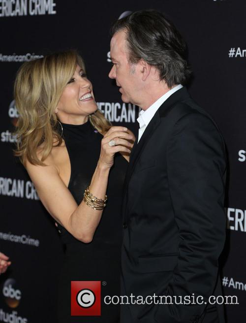 Timothy Hutton and Felicity Huffman 8