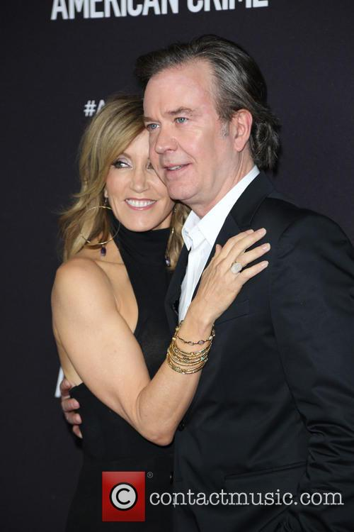 Timothy Hutton and Felicity Huffman 1