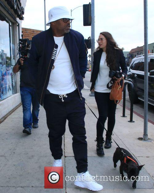 Angela Simmons and Dame Dash 11