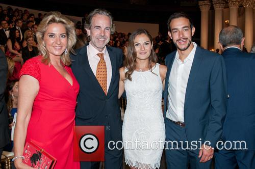 Annie Costner, Daniel Arthur Cox and Susana Gallardo 7