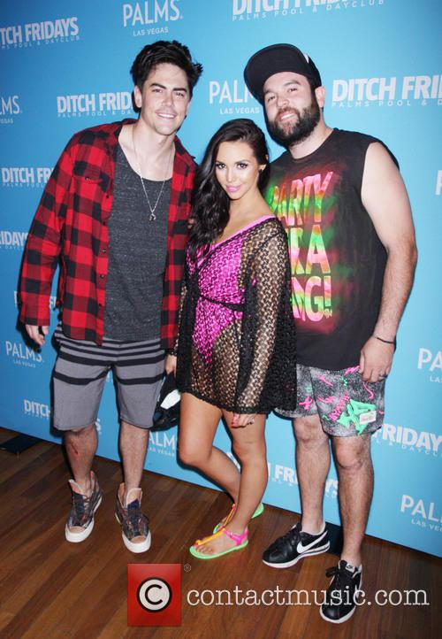 Sandoval, Scheana Shay and Dj Mike Shay 1