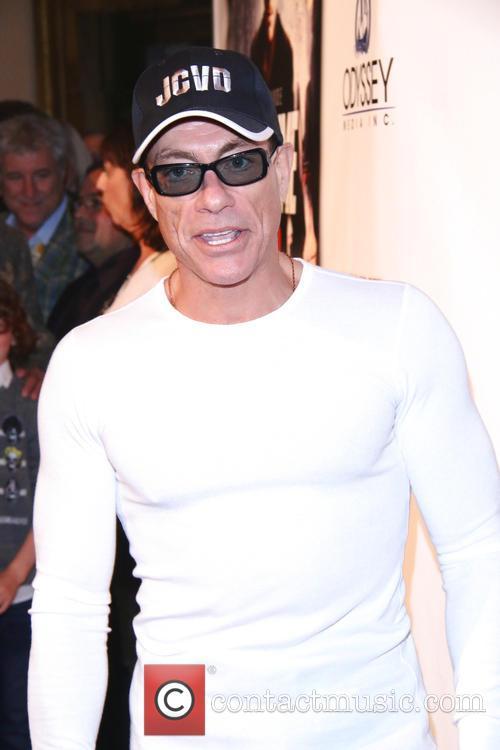 Jean-claude Van Damme 2
