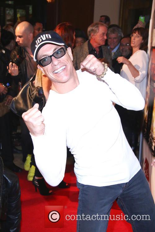 Jean-claude Van Damme 3