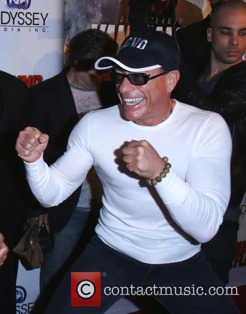 Jean-claude Van Damme 1