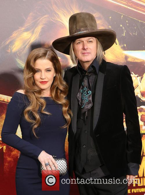 Lisa Marie Presley and Michael Lockwood 5