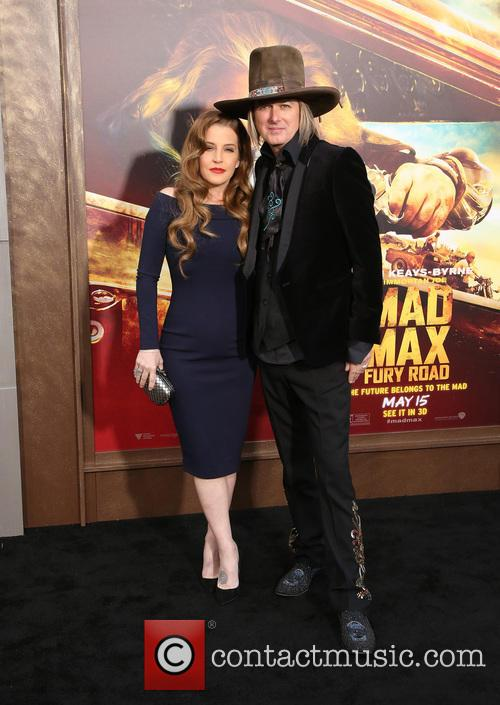 Lisa Marie Presley and Michael Lockwood 6