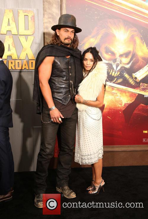Jason Momoa and Lisa Bonet 2