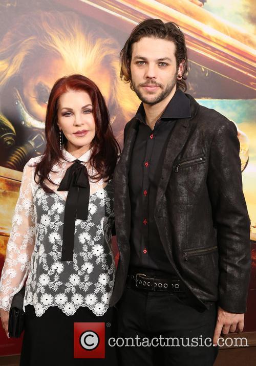 Priscilla Presley and Navarone Garibaldi 6