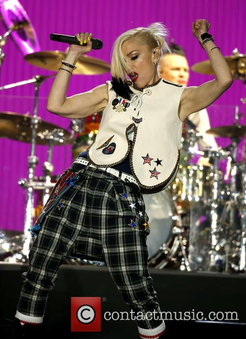 Gwen Stefani and No Doubt 9