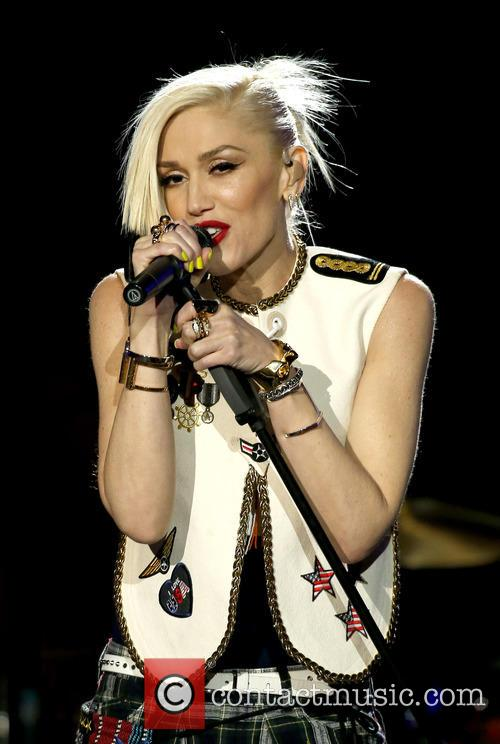 Gwen Stefani and No Doubt 1