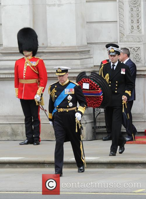 Prince Andrew and Duke Of York 2