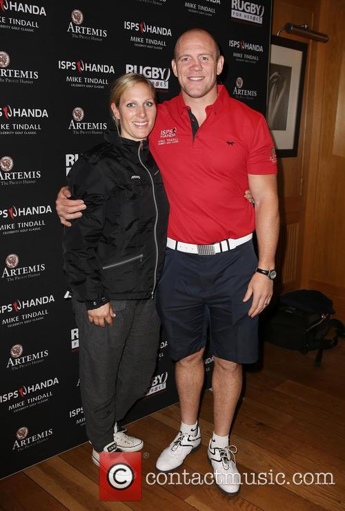 Mike Tindall and Zara Tindall 10