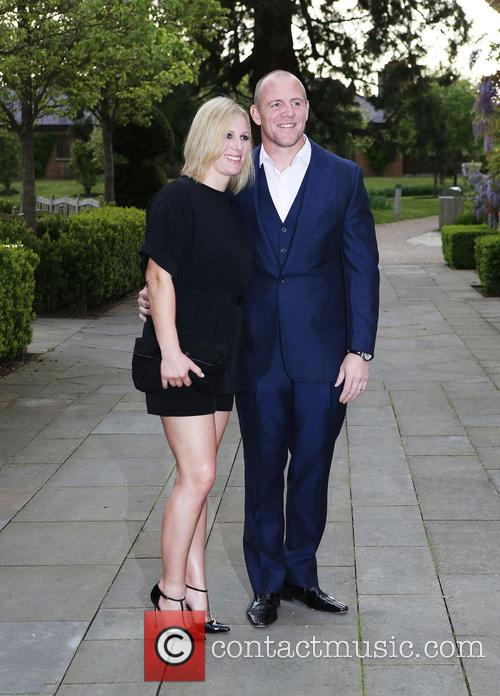Zara Tindall and Mike Tindall 5
