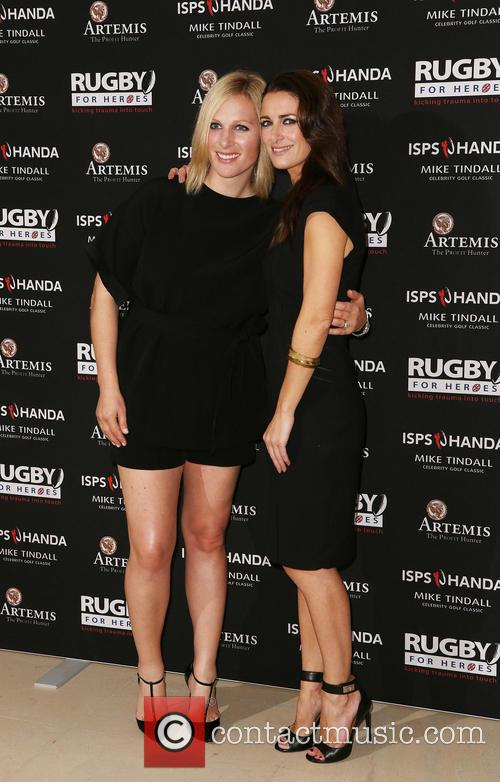 Zara Tindall and Kirsty Gallacher 10