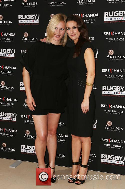 Zara Tindall and Kirsty Gallacher 11