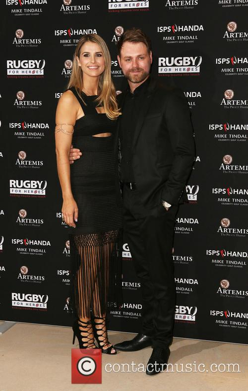 Vogue Williams and Brian Mcfadden 8