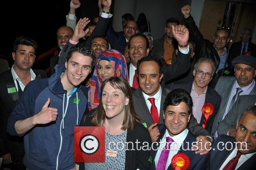 Jess Phillips (labour Mp) and Labour Supporters 5