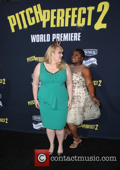 Rebel Wilson and Ester Dean 10