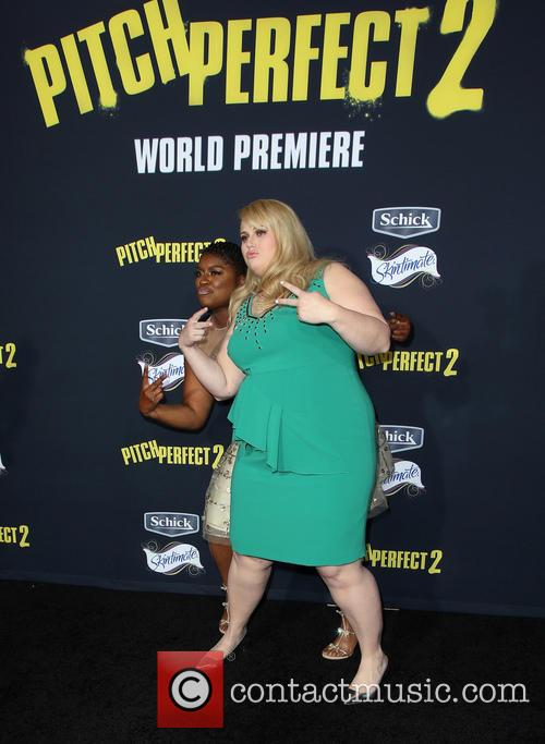 Rebel Wilson and Ester Dean 11