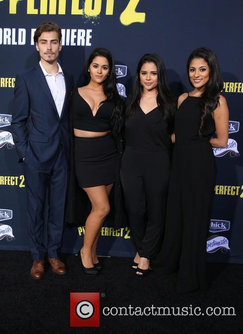 Gigi Zumbado, Marisela Zumbado and Carmela Zumbado 3
