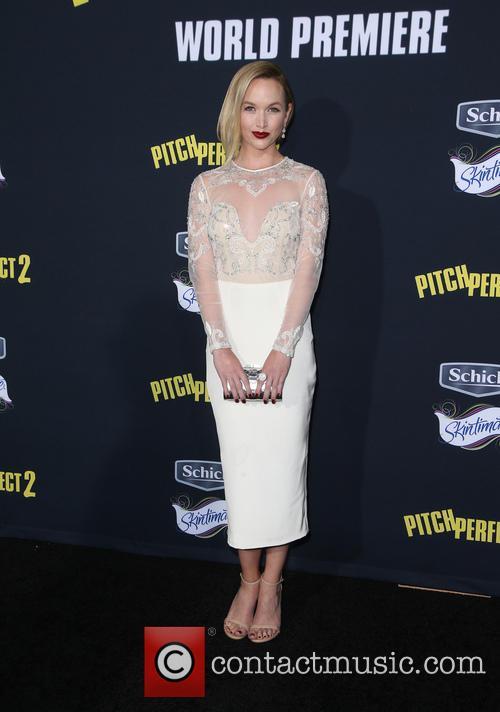 Kelley Jakle - Pitch Perfect 2 - film premiere | 6 ...