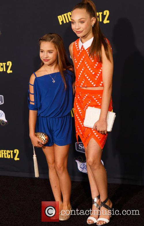 Mackenzie Ziegler and Maddie Ziegler 2