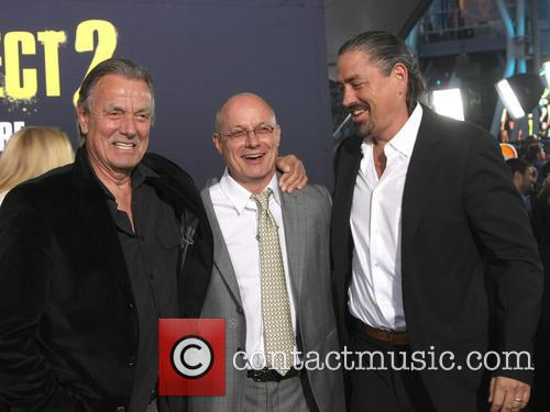 Eric Braeden, Paul Brooks and Christian Gudegast 2