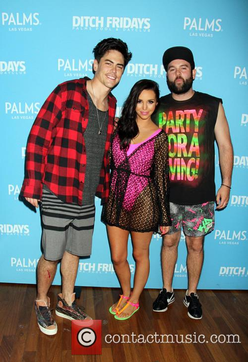 Sandoval, Scheana Shay and Mike Shay 8