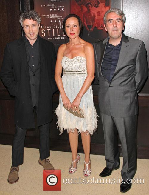 Aidan Gillen, Amanda Mealing and Simon Blake 2