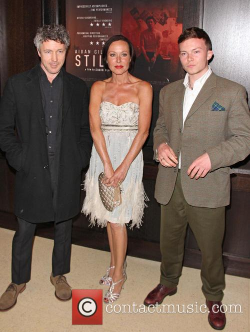 Aidan Gillen, Amanda Mealing and Sonny Green 3