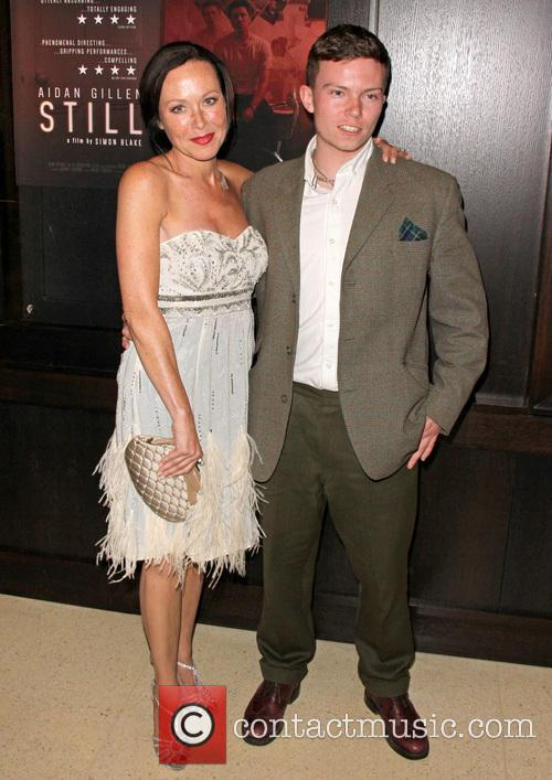Amanda Mealing and Sonny Green 2
