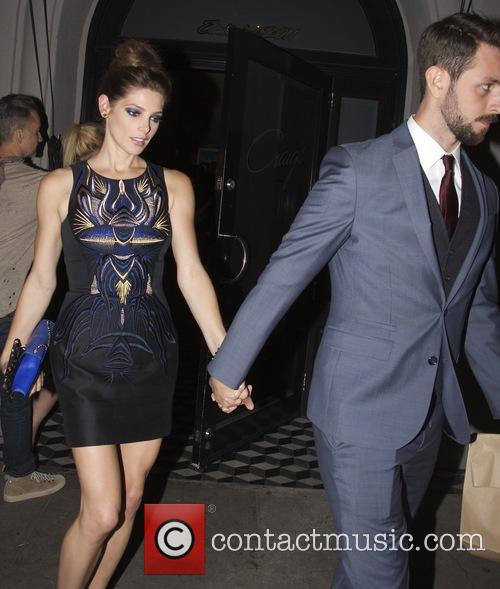 Ashley Greene and Paul Khoury 5