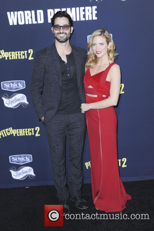 Brittany Snow and Tyler Hoechilin 3