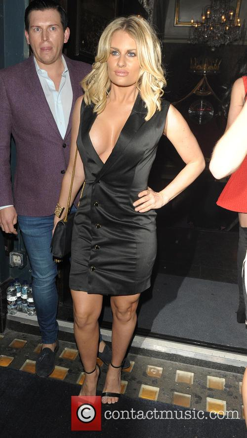 Danielle Armstrong 8