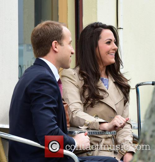 Prince William, Catherine and Duchess Of Cambridge Look-a-like 2
