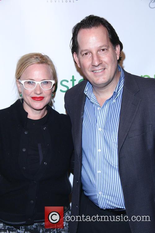 Patricia Arquette and John Rosser 4