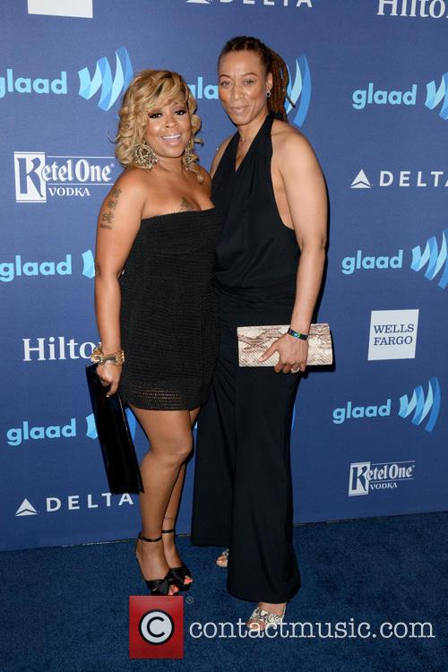 Monifah and Terez Mychelle 10