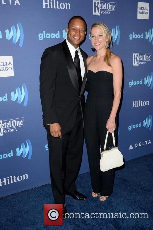 Craig Melvin and Lindsay Czarniak 1