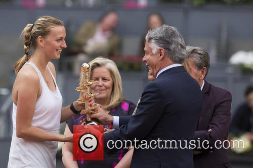 Tennis and Petra Kvitova 2