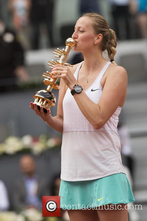 Tennis and Petra Kvitova 5