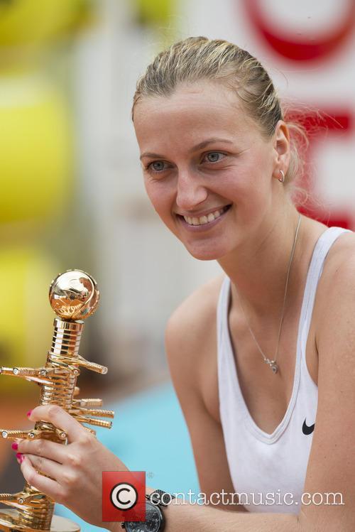 Tennis and Petra Kvitova 9
