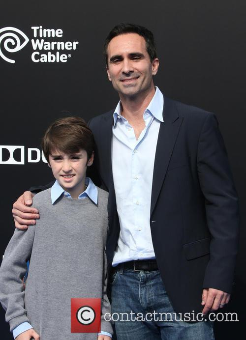 Nestor Carbonell and Marco Carbonell 3