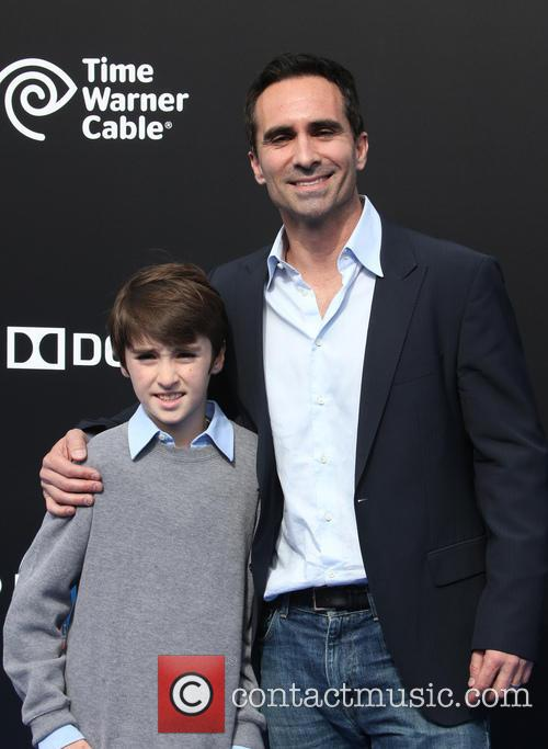 Nestor Carbonell and Marco Carbonell 4