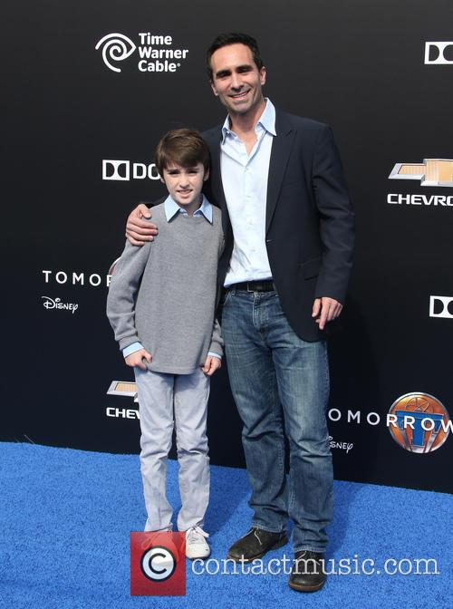 Nestor Carbonell and Marco Carbonell 5