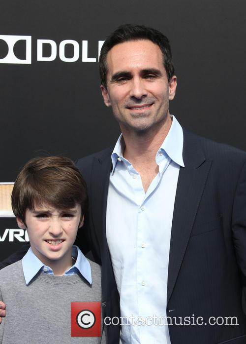 Nestor Carbonell and Marco Carbonell 1