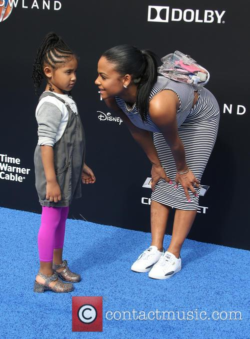 Christina Milian and Violet Madison Nash 4