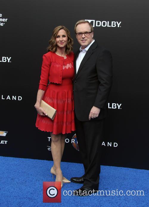 Elizabeth Canney and Brad Bird 3
