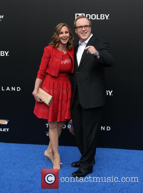 Elizabeth Canney and Brad Bird 5